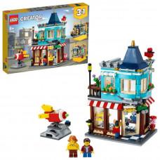 Конструктор LEGO Creator Городской магазин игрушек
