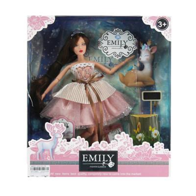 """Игровой набор """"Модница"""" в комплекте кукла 29 см, предметов 1шт, коробка 644956"""