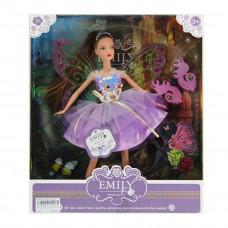"""Игровой набор """"Красотка"""" в комплекте: Кукла Фея 29 см, предметов 1шт, коробка 644957"""