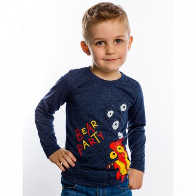 Джемпер кулирка для мальчика 33100302