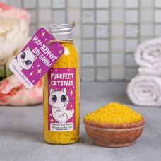 Жемчуг для ванны Purr-fect crystals, 75 г
