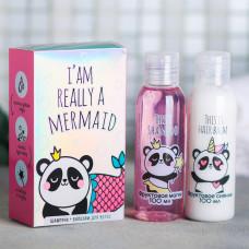 Набор I'm really a mermaid: шампунь, бальзам