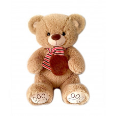 """Мишка с шарфом """"Тимошка"""" 50 см Fluffy Family 681693"""