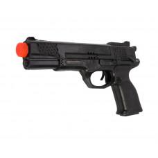 Пистолет с механической трещоткой, пакет НАША ИГРУШКА 612214