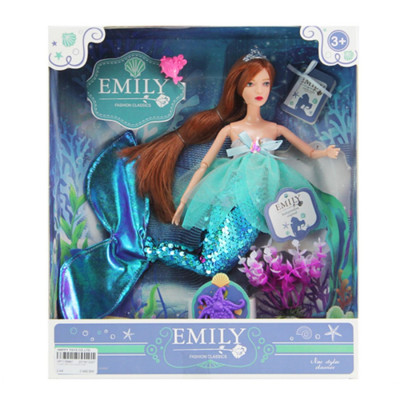 """Игровой набор """"Модница"""" в комплекте: кукла 29 см, предметов 2 шт, коробка 644953"""