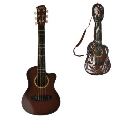 Гитара детская классическая 6 струн, чехол НАША ИГРУШКА 643402