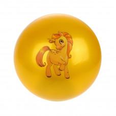 Мяч детский 22 см, Пони, в ассорт.
