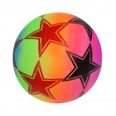 Мяч детский 22 см, Футбол неон, в ассорт.